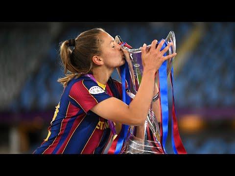 Download Lieke Martens Became Champion of Europe