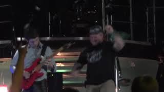 Manowar - Fight until we die ( live guitar solo )