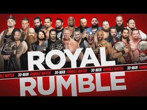 Видео: Прогнозы на WWE Royal Rumble 2020