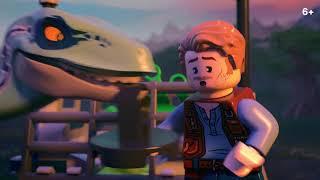 Трейлер LEGO Мир Юрского периода