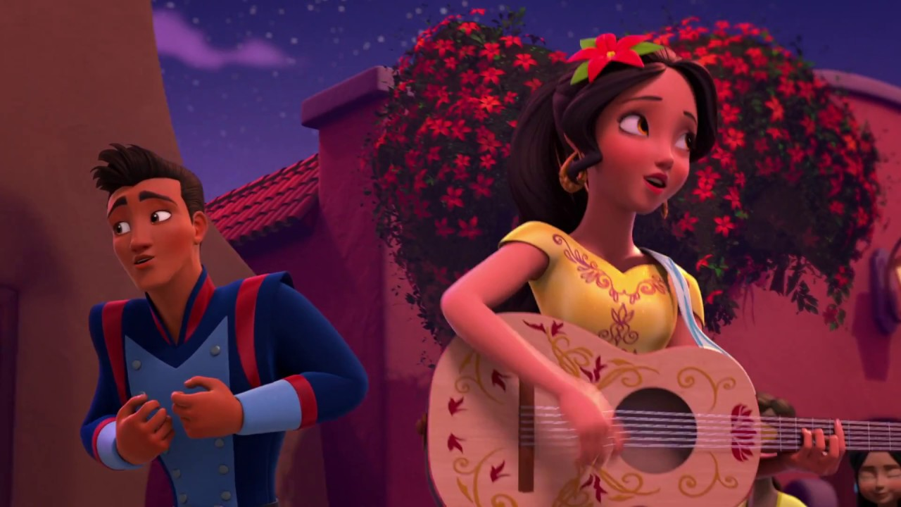 Elena Of Avalor Let Love Light The Way Chords Chordify