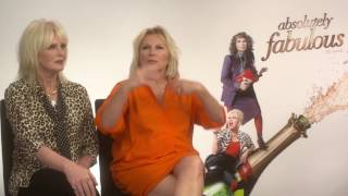 ABSOLUTELY FABULOUS: THE MOVIE - Behind The Scenes with Scott Carty