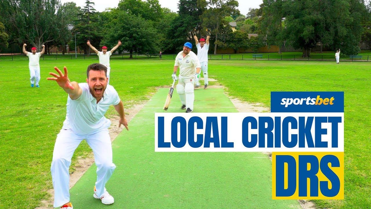 Local Cricket DRS