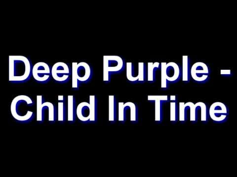 deep purple child in time single edit