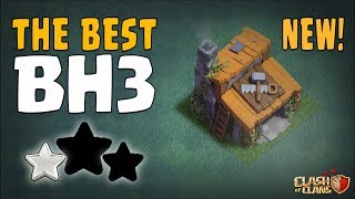 Clash Of Clans - THE BEST BH3 BASE (ANTI 3 STAR) ANTI GIANT BASE CLASH OF CLAN (26/5/2017)