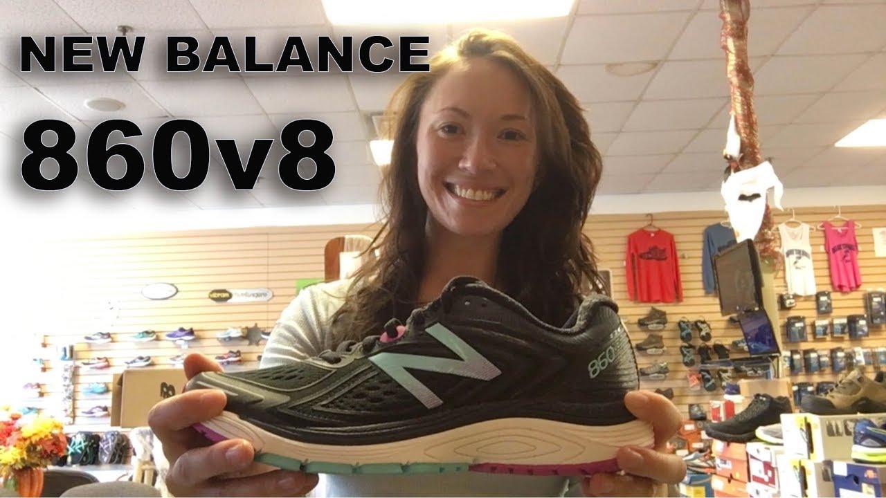 new balance 860v8 femme avis