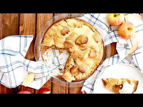Healthy Apple Pie - Rosh Hashanah (Gluten Free/Dairy Free) - It's Raining Flour Episode 142