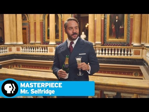 MASTERPIECE | Mr. Selfridge, Final Season: Who Is Harry? | PBS