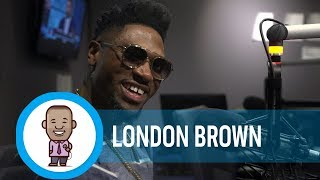London Brown Shares Comedic Takes, Working On HBO's Ballers & Life In LA vs Canada