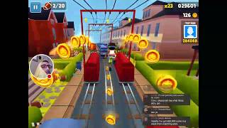 Subway Surfers Livestream From The Beginning Episode 7
