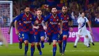 PES 2020 Gameplay Trailer - E3 2019, Messi