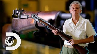 M1 Garand: How To Restore A Revolutionary WW2 Rifle | History In The Making