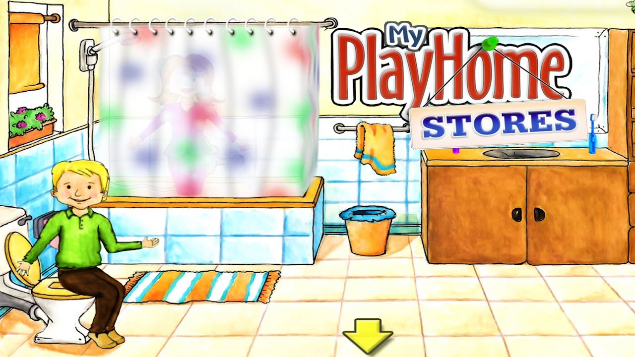 My PlayHome Stories | My PlayHome Mix (Android Gameplay) | Cute Little Games