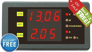 The best Amp VoltMeter U can have in a motorhome or campervan