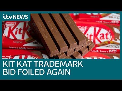 Kit Kat loses EU-wide protected trademark status   ITV News