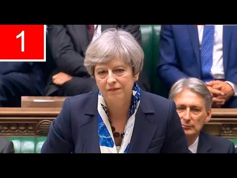 Theresa May Q&A + Full Speech | First day of debate on the Queen's Speech, House of Commons 21Jun17