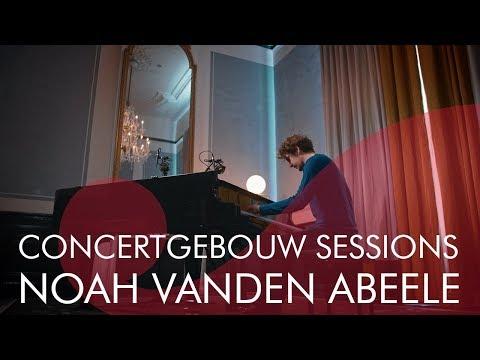Noah Vanden Abeele - Concertgebouw session + concertdata bekend!