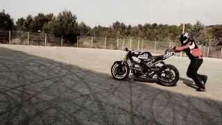 Дрифт-Шоу на Байках; Drift Show at bike