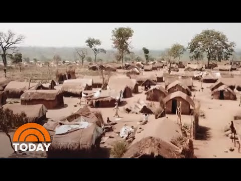 Central African Republic Civil War Puts 1.5 Million Kids At Risk | TODAY