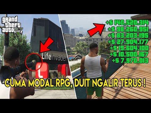 Cara mendapatkan uang tanpa batas di GTA 🥇 Stop Kreatif ▷ 🥇