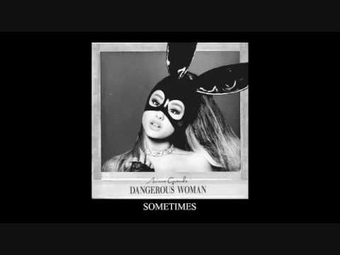 Ariana Grande - Sometimes (Official Audio)