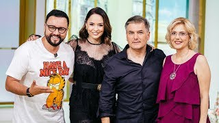 Andreea Marin, Raluca Moianu si Mircea Radu, greii televiziunii