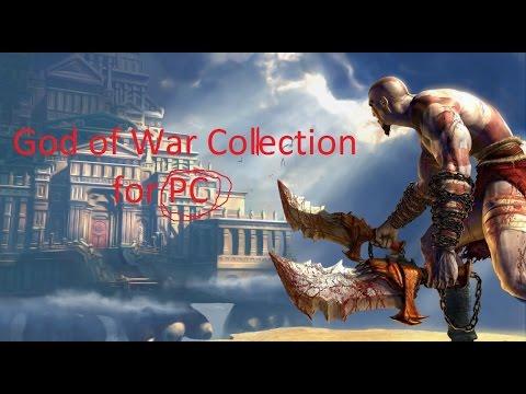 как скачать god of war collection pc