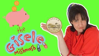 Show For Helping Your Child To Learn About Money | Money Pretend Play | The Gisele Mishmash
