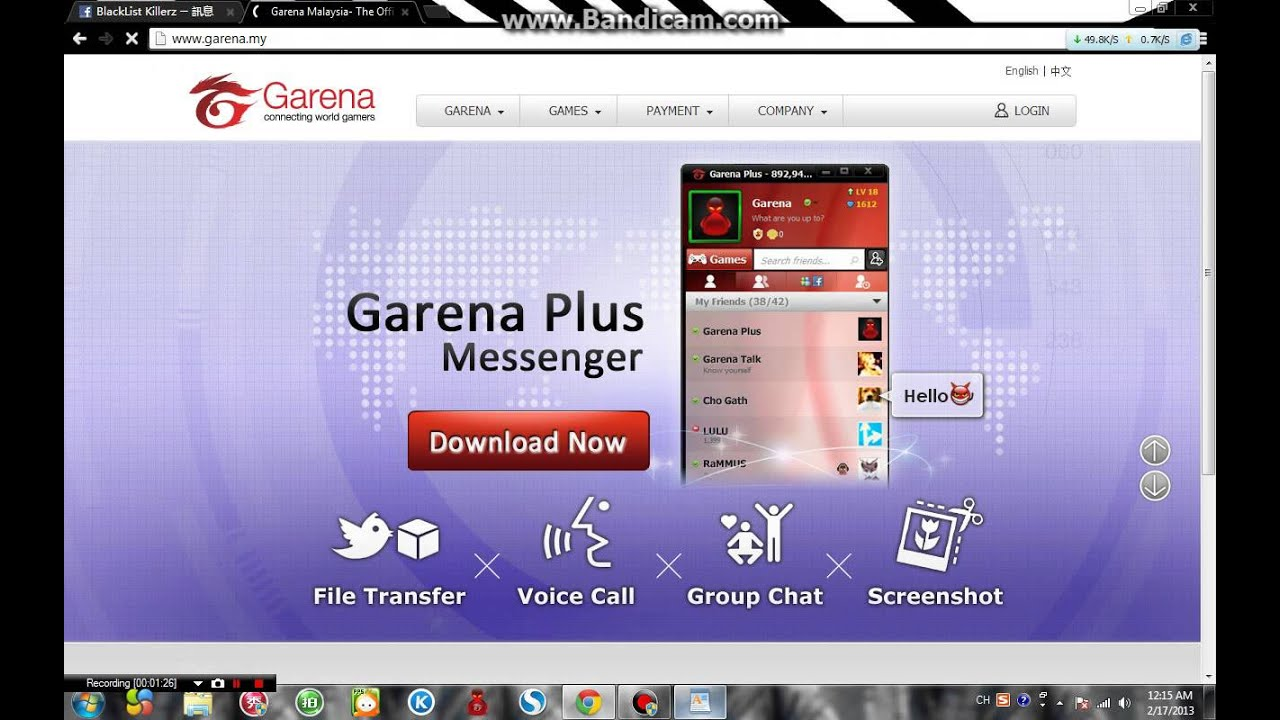 ▷ garena shell generator 2013 [no download no password] video.