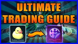 Rocket League: The Ultimate Trading Guide
