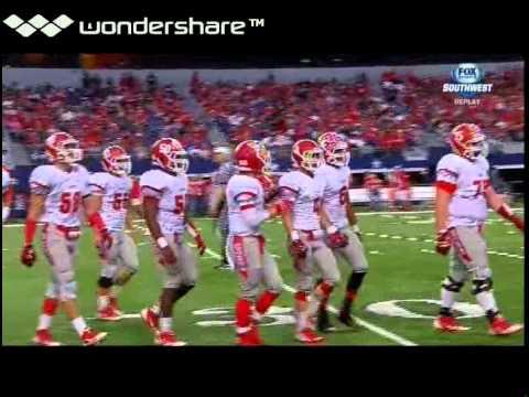 Texas high school football at&t stadium