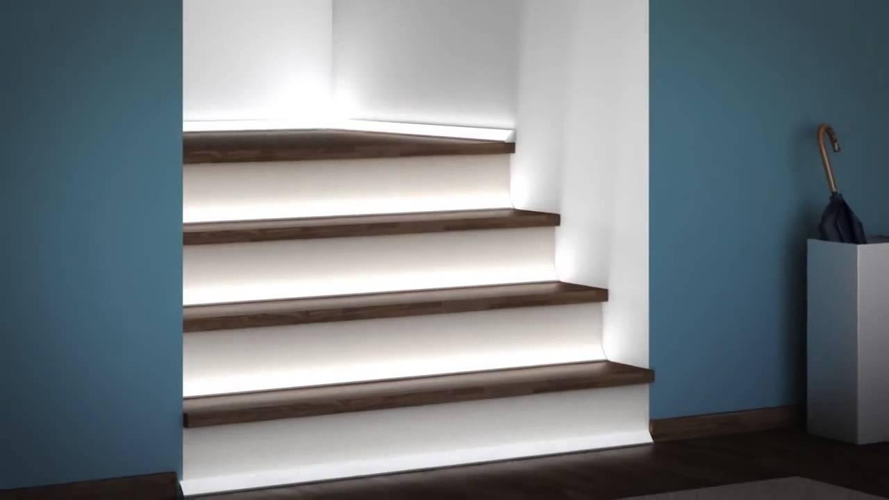 aluminiums profiler til led strips youtube. Black Bedroom Furniture Sets. Home Design Ideas