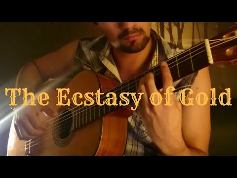 18 The Ecstasy of Gold Ennio Morricone  Classical Guitar  Luciano Renan