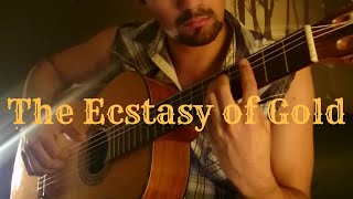 The Ecstasy of Gold (Ennio Morricone) - Classical Guitar by Luciano Renan