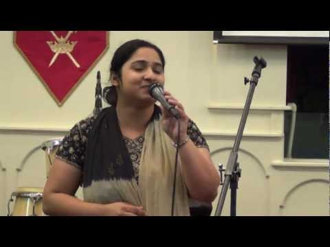 PYCD 2012 - Rebecca Daniel - 1st Place Winner - Metro Church God - Binti Sunle Yeshu Pyare