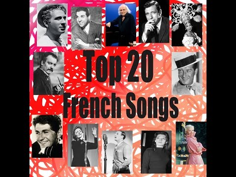 Top 20 French Songs