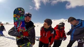 Erciyes Snowboarding 2017