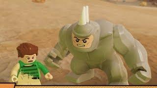 LEGO Marvel Super Heroes 2 - Sandman Unlock Gameplay