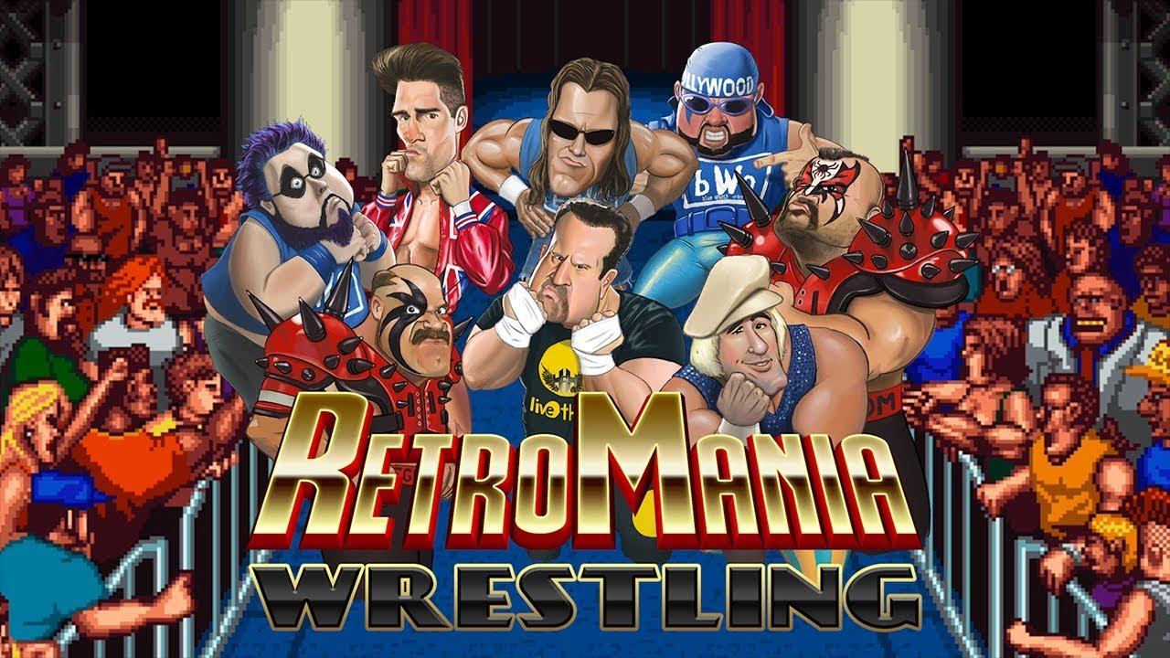 Καθυστερεί το RetroMania Wrestling