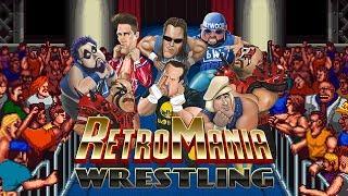 New Wrestling Video Gaming Coming Soon!!   Retromania Wrestling