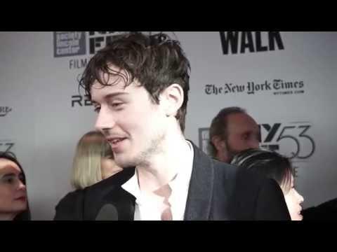 Cesar Domboy | 'The Walk' Red Carpet | NYFF53