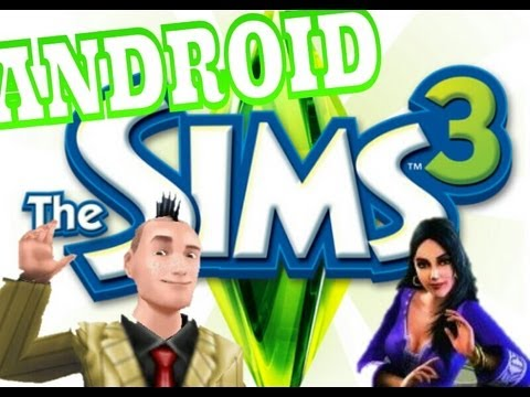 The sims 3 for android latest version 1. 5. 21 & 1. 5. 18[ea game.