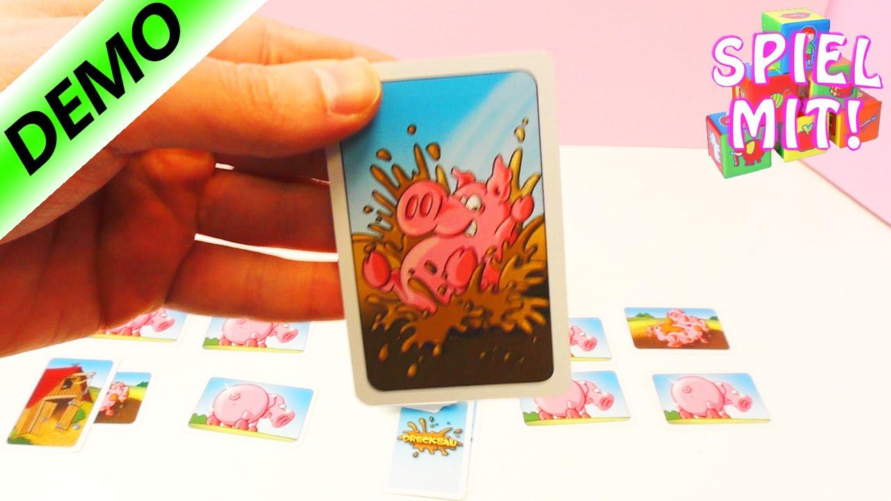 Drecksau Kartenspiel