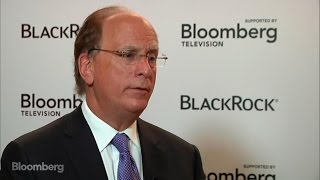 BlackRock CEO: QE Hasn't Helped the Middle Class at All