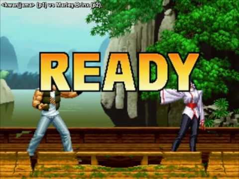KOF98 Fightcade Replay - kwanjjama (South Korea) vs Marley.Brinx (China)