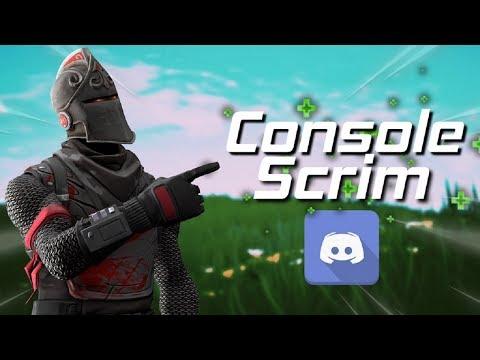 I Made A Console Scrim Discord For Fortnite