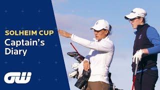 "Catriona Matthew on ""Balance"" and Inspiring the Next Generation | Solheim Cup 2019 | Golfing World"