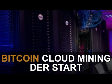 Bitcoin Mining #1 | Der Start | Genesis Mining | German