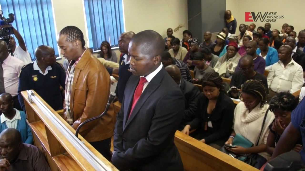 South Africa's musician Jub Jub guilty of murder