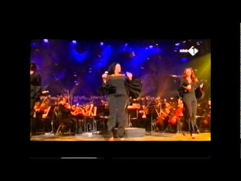 Night of the Proms Rotterdam 2002:Pointer Sisters: Medley Happiness: Slow Hand: Jump.